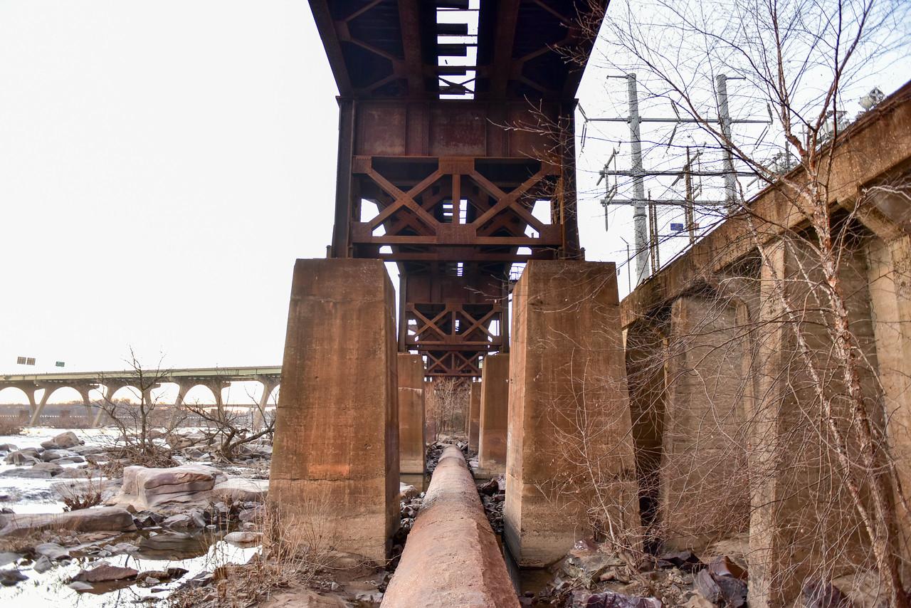 James River Park Pipeline Walkway