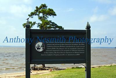 Jamestown  River