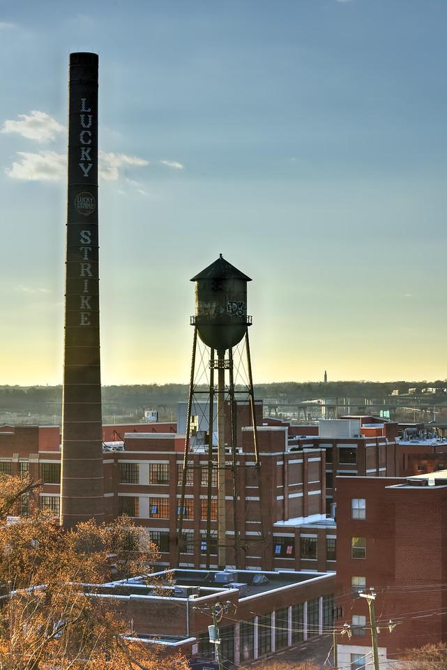 Lucky Strike Factory - Richmond, Virginia