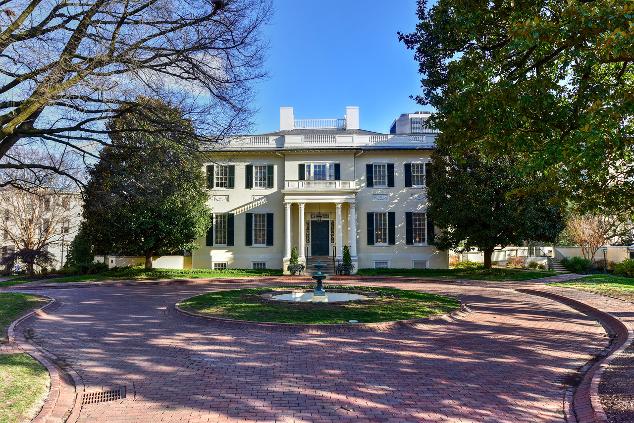 Virginia Governor Mansion - Richmond, VA