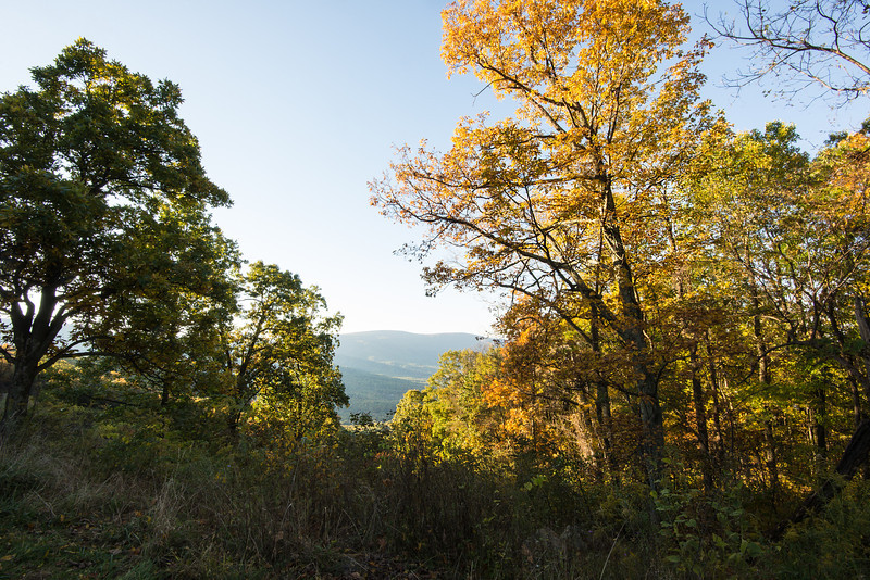 Shenandoah National Park - 19 October 2013