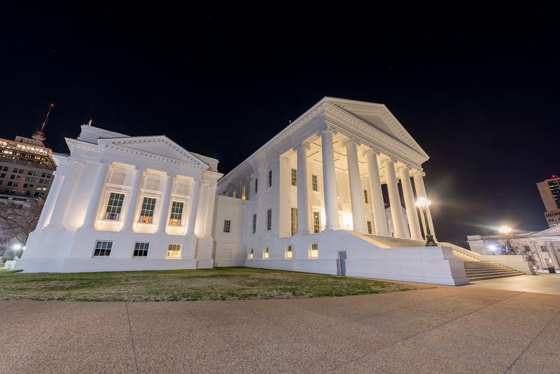 Virginia State Capitol - Richmond, Virginia