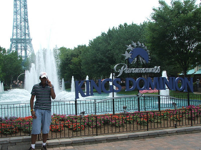 Ullas at King's Dominion