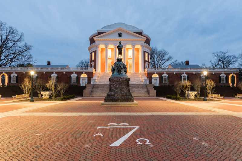 University of Virginia - Charlottesville, Virginia
