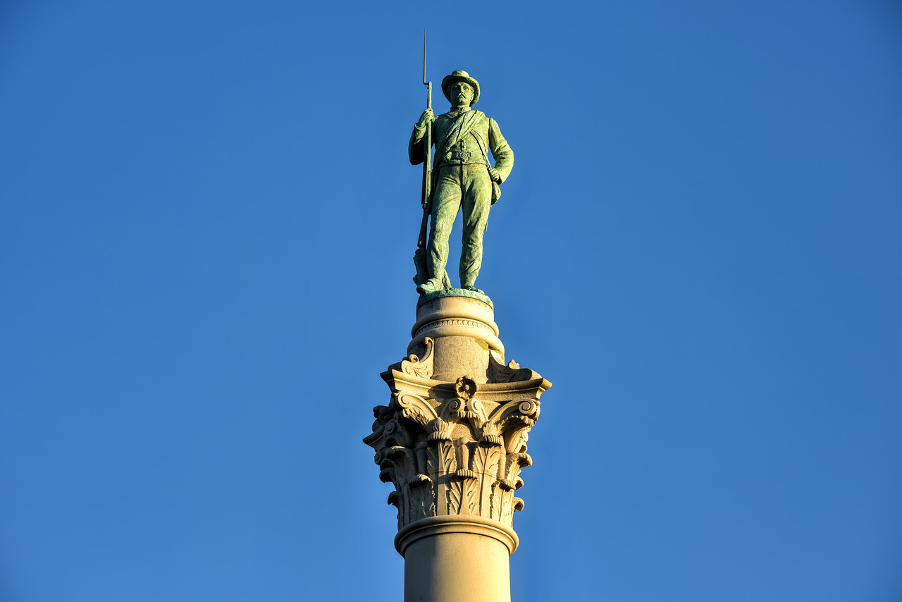 Confederate Soldiers' & Sailors' Monument