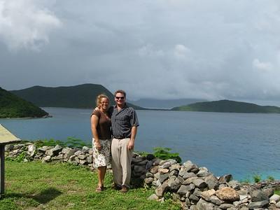 St. John - Lisa and Brian