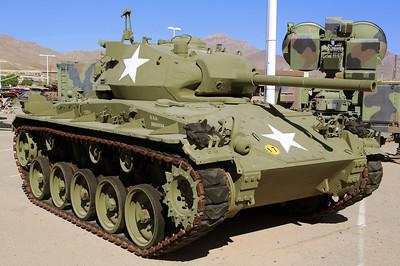 Chaffee Tank