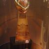 2010 Superbowl XLV Trophy vs. Steelers (31-25)