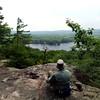 Overlooking Lake Wicwac, Meredith, NH