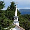 Moultonborough, NH Church from Lake Winnepeausaukee