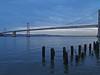 Oakland Bay Bridge from the Embracadero
