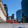 Lots of construction in Auckland's CBD
