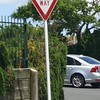 You don't yield in NZ, you Give Way""
