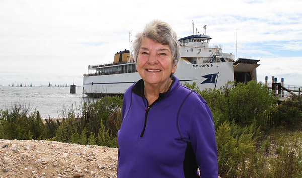 My visit with Trudy, September 11-15 at Peconic Landing in Greenport NY.