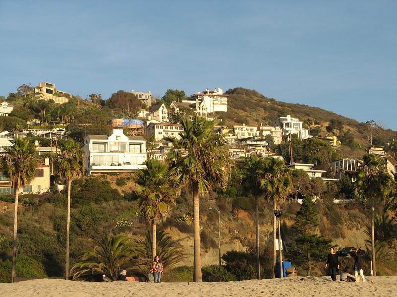 Laguna Beach looks pretty high rent...