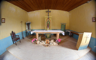 The Church altar