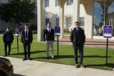 Visiting Spring Hill College--January 2017