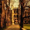Cambridge, UK, mar 1971. Kings College