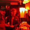 "Cambridge, UK, mar 1971. At ""The Turk's Head"". Steve Gleinser, Jeff Whalen, Dicky Morrel"