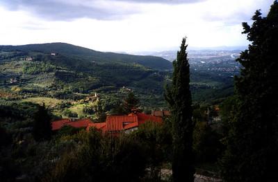 Visting Tuscany, October 2004