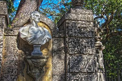 Statue near Fountain Garden