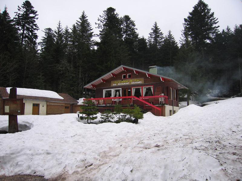 Chalet au Lac des Corbeaux