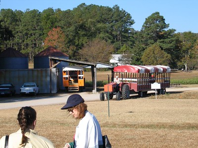 Vollmer Farm Field Trip