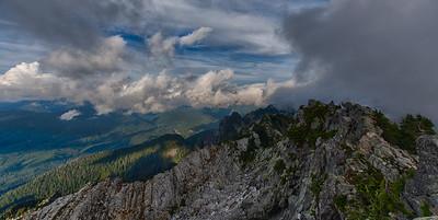 Mount Pilchuck Watch Tower