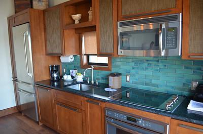 Disney's Bora Bora Bungalow - kitchen