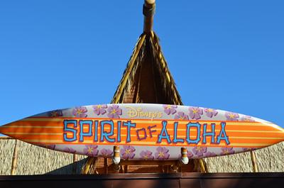 Disney's Polynesian Village - Spirit of Aloha dinner show