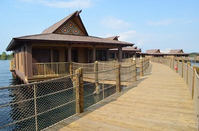 Disney's Bora Bora Bungalow