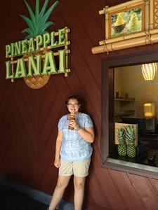 Disney's Polynesian Village - Pineapple Lanai