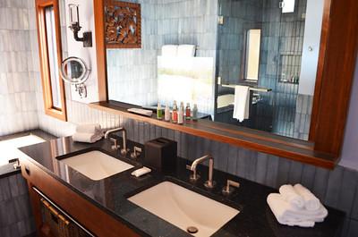 Disney's Bora Bora Bungalow - master bath
