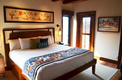 Disney's Bora Bora Bungalow - master bedroom