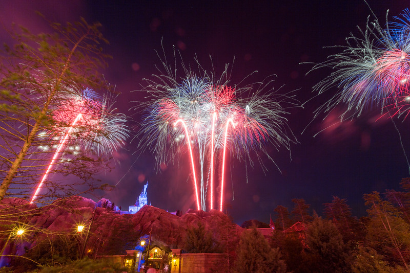 A Fourth of July in the parks