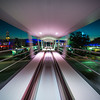 Peoplemover in motion