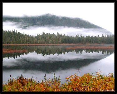 """TRANQUILITY"", Pat`s lake, Wrangell, Alaska, USA.-----""KLID"", Patovo jezero, Wrangell, Aljaska, USA."