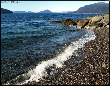 """8.5 MILE BEACH"", Wrangell, Alaska, USA."
