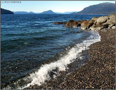 """""""8.5 MILE BEACH"""", Wrangell, Alaska, USA."""