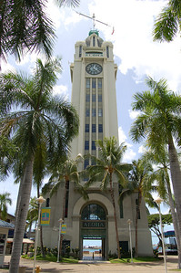 Aloha Tower in Honolulu