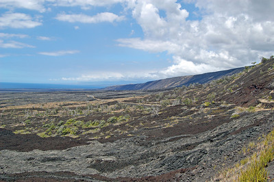 Cliffs of Lava Flows