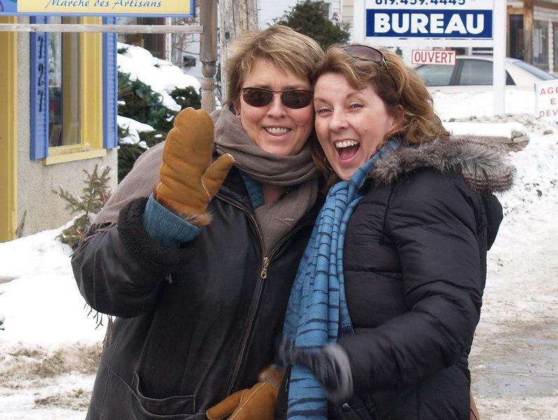 Carole (Bureau) & Andrea