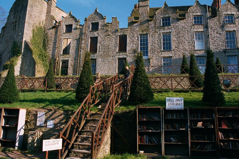 Hay-on-Wye castle