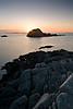 Sunset  Isle of Mull