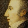 William Wordsworth (1770-1850) wrote his most famous poem after visiting the ruins in 1798 (National Portrait Gallery).