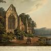 South window, Tintern Abbey (I. W. Barrett, 1810, British Library).