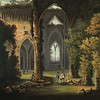 North window, Tintern Abbey (D. Havell, 1815, British Library).