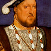 Holbein's portrait of Henry VIII (National Portrait Gallery).