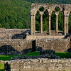 The ruins of Tintern Abbey inspired Wordsworth and Turner.