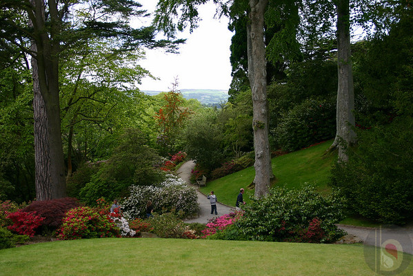 Bodnant Garden - North Wales : UK